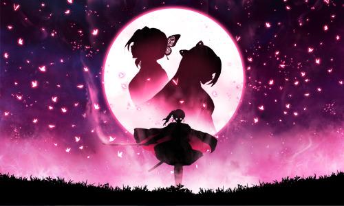 animepopheart:  ★ 【ハラダミユキ】 「栗花落カナヲ」 ☆ ⊳ kanao / shinobu / kanae...