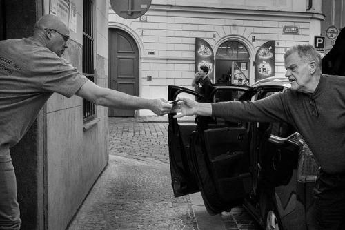 prague praha prag czech republic streetphotography black and white Street Photography