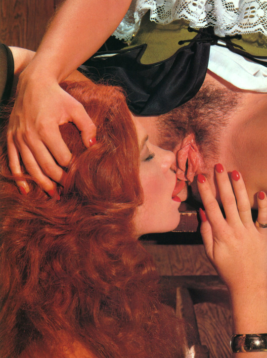 Vintage erotica hustler pictorial nadja think, that