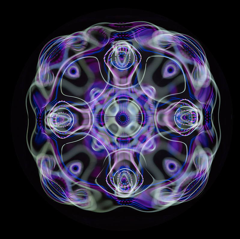 FYFD — Cymatics are the visualization of vibration and