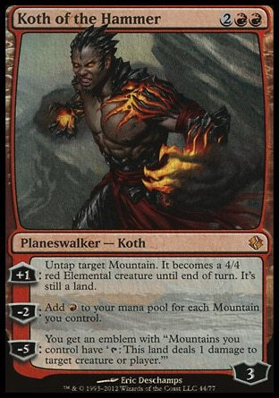 The 8x8 Theory for EDH/Commander — Mono Red Mana Ramp