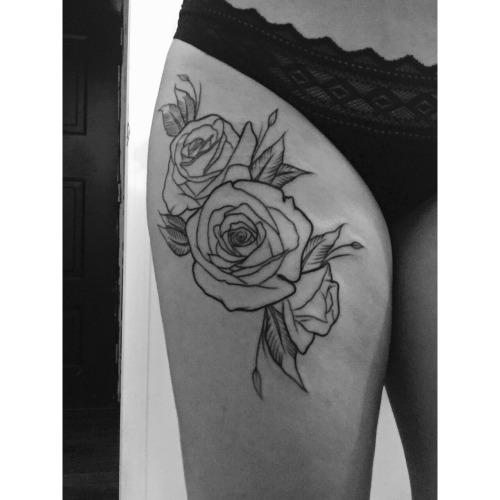 On Side Thigh Tattoos Tumblr Jerusalem House