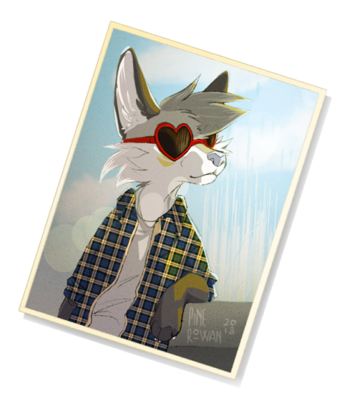 fursona digital art furry las vegas flannel bellagio photo vintage oc original character frry art furry fandom character design i've just been listening to the killers and neon trees on repeat cel shading sketch draws ipad art ipad artist procreate medibang