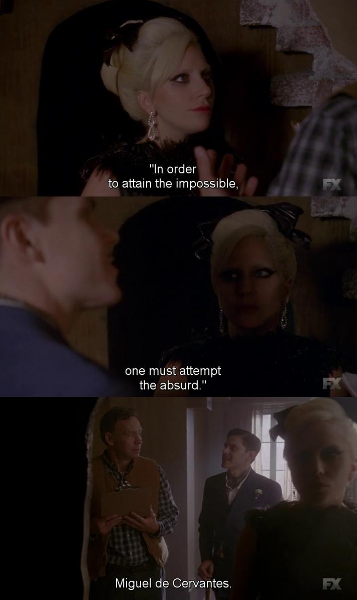 700e0032266e American Horror Story S01E09 (She Wants Revenge) James March (Evan Peters)  quotes