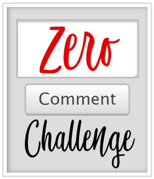 ao3commentoftheday: ao3commentoftheday:  The Zero Comment Challenge is a way for readers to find new stories and reach out to authors they want to encourage. Every fandom has stories that get lost in the shuffle. Maybe they were posted during a busy time and didn't get much attention. Maybe the author didn't tag as effectively as they could have to get their story in front of the audience it was intended for. Maybe the fandom is just really shy so they leave kudos instead of comments. The Zero Comment Challenge is meant to find those authors and give them some love. Go to the AO3 search and filter by comments, then look at the fics that don't have any comments at all. Find one that looks interesting to you and let the author know what you thought. They get to meet a new reader and you get to find new fic. Everyone wins!  credit to @polizwrites for originating the idea and @copperbadge who wrote the first post I can find about it here. #ao3 #zero comment challenge