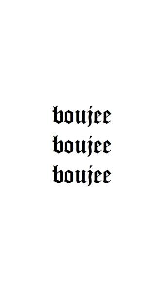 Boujee Lockscreens Tumblr