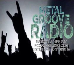 METAL GROOVE RADIO #187  METAL GROOVE RADIO is back after last nights absolutely epic FFR Holiday Metal Show