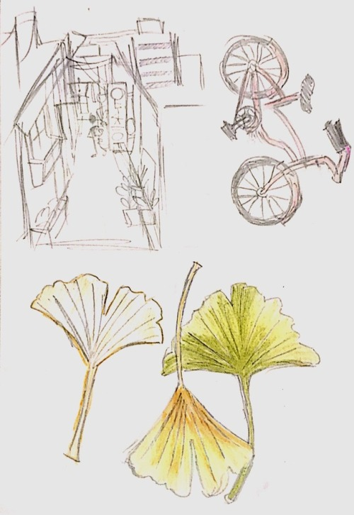 traditional 3/9/17 oc sketch