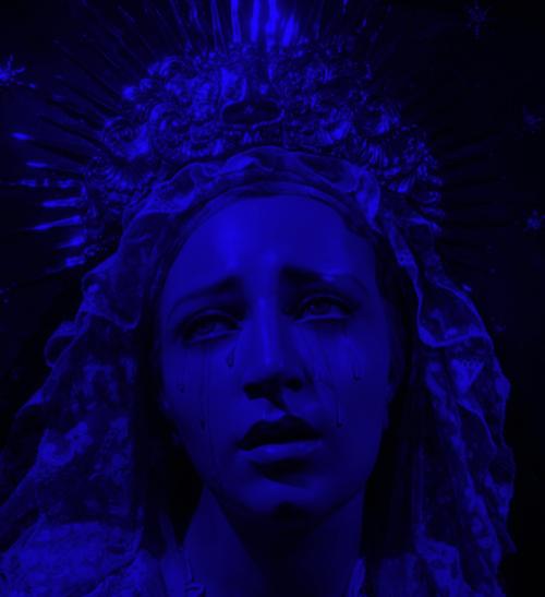 blue blog all blue glow blog aesthetic dark blue blue glow blue glow aesthetic blog blue aesthetic blue glow blog catholic prayer our lady of sorrows
