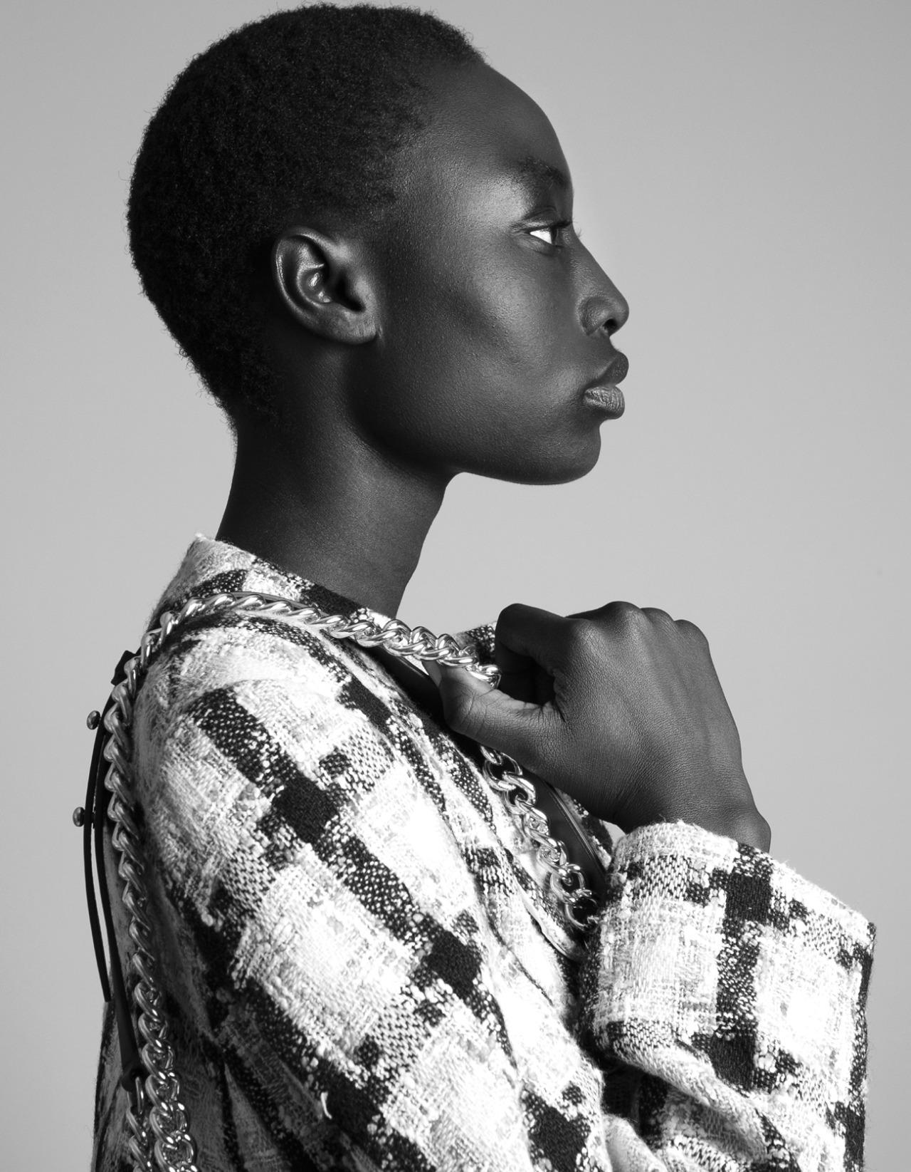 Nyagua by Baldovino Barani #baldovino barani#chanel#tweed#nyagua ruea