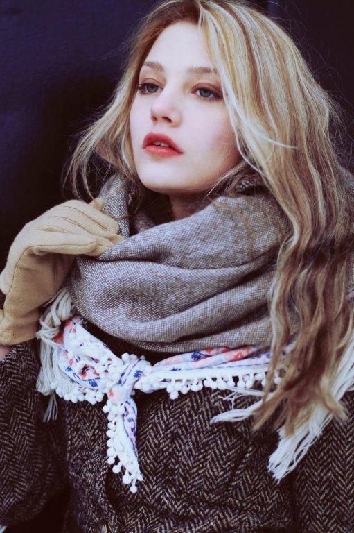 Cute Russian Actress Veronika Vernadskaya. Sal P.   Doctor