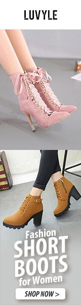 Luvyle fashion boots