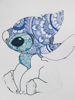 Disney Zentangle Tumblr