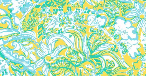Lilly Pulitzer Prints Enchanting Lilly Patterns