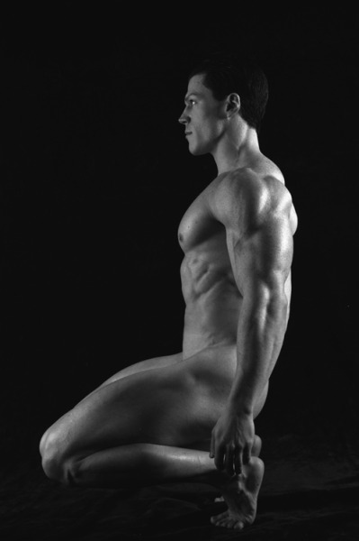 Beautiful muscle body