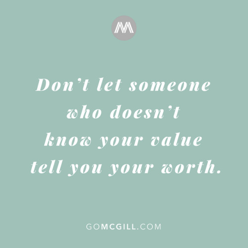 Simplereminders quotes dont let someone know value tell worth