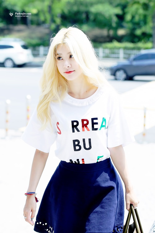 Pics Of Sojin Blonde Sojin Again Always Beautiful 3