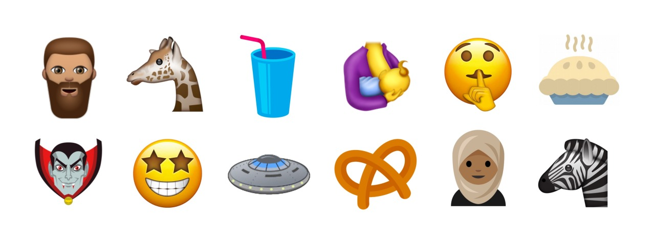 Emoji Blog Unicode 10 Emoji List For 2017 Android Central