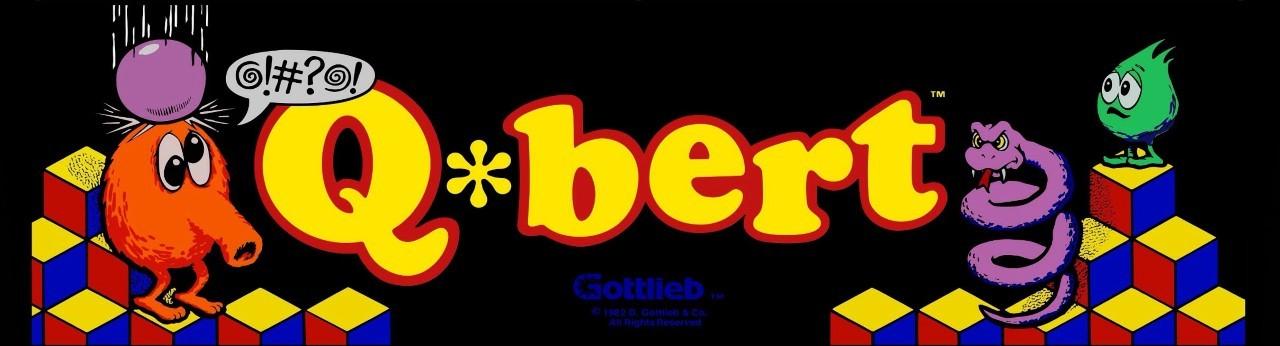 Q*bert (1982) #q*bert gif#arcade gif #video games gif #q*bert #80s video games #80s arcade#gottlieb#video games #vintage video games #arcade games#vintage arcade#1980s#1982#gif#chronoscaph gif