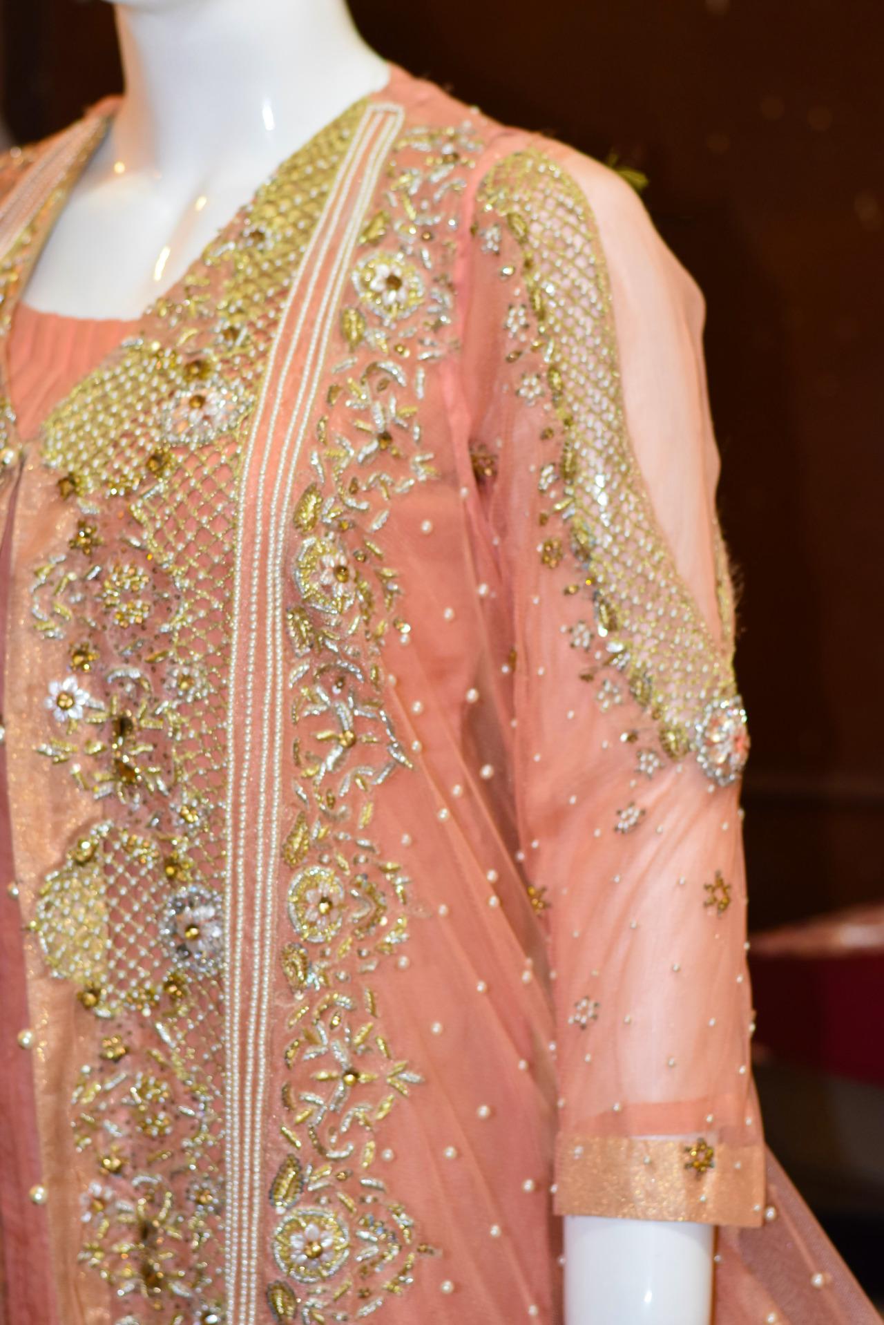 0167ae4942 Faisalabad Fabric Store.com — Asian Style Pakistani Bridal Dresses