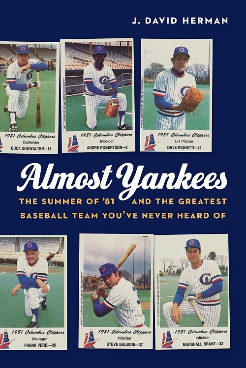 Almost Yankees book