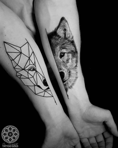 Coen Mitchell Coen Mitchell;wolf