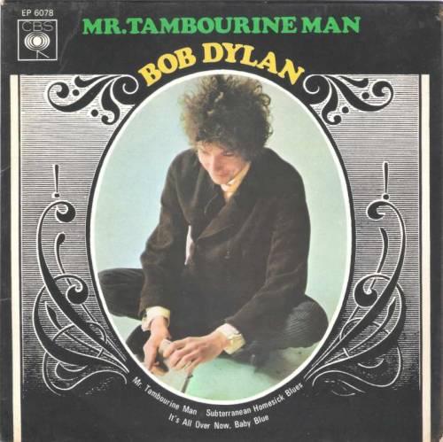 Bob Dylan In Tour