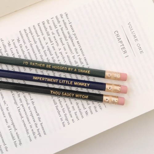 etsy etsy shop etsy seller wuthering heights wuthering heights insults emily brontë bookish booklr booklover bibliophile literature giftideas lit major heathcliff catherine earnshaw catherine linton hareton earnshaw thou saucy witch stationery
