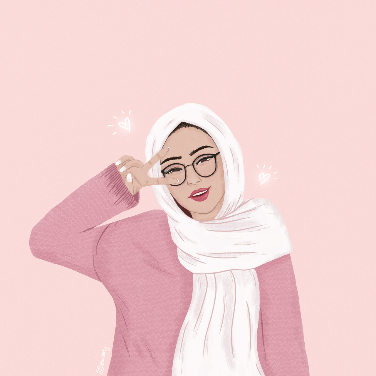 Hijabi aesthetic tumblr