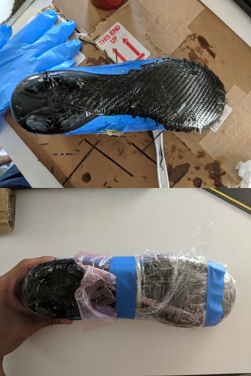 AWE — Carbon Fiber Cycling Shoes