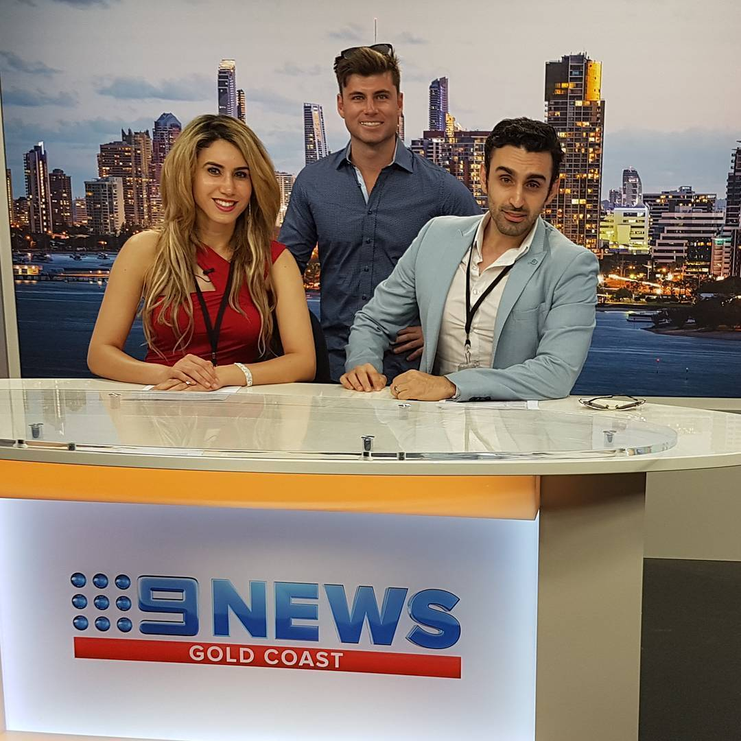 Breaking news…. The Gold Coast Open House featuring special guest @brendon_wolfSource: https://instagram.com/p/BbD1lVNBIOD/