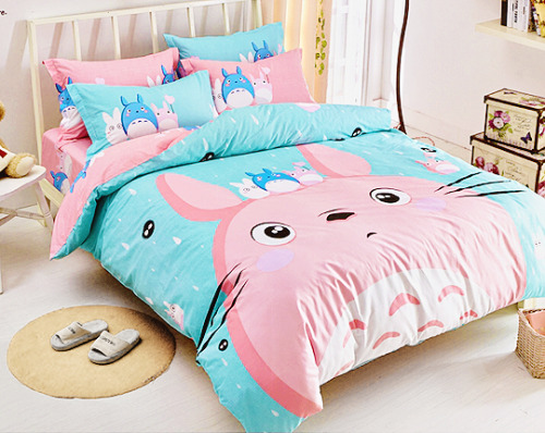 my neighbor totoro tonari no totoro studio ghibli bedding bed set women fashion storenvy a: edit a: post shopping totoro stuff discount code multi color wishlist I& 039;M SAVING UP MY STORE CREDIT FOR THIS FOR SURE