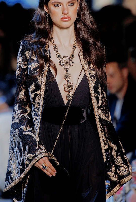Theartcalledfashion: Elie Saab | Haute Couture Fall 2017