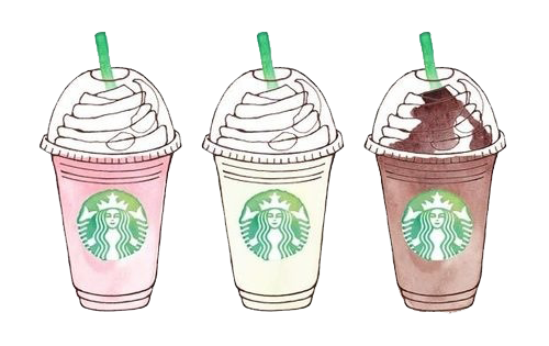 starbucks transparent | Tumblr