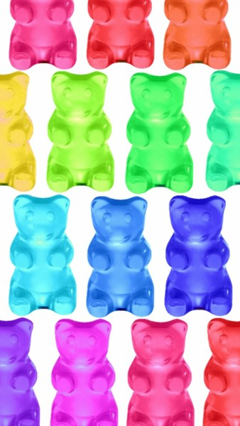 Gummy Bear Wallpaper Tumblr