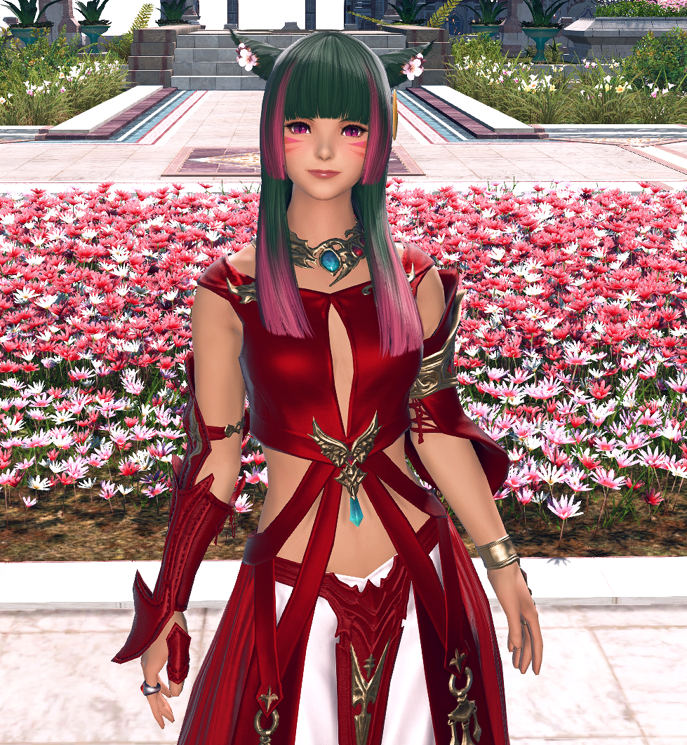 Ruri Valeth — Lyse outfit! (mod)