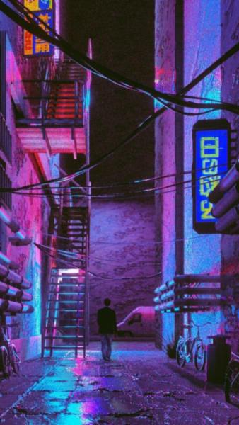 Unduh 400+ Wallpaper Tumblr Neon Lights HD Paling Keren
