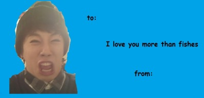 Kpop Valentines Tumblr