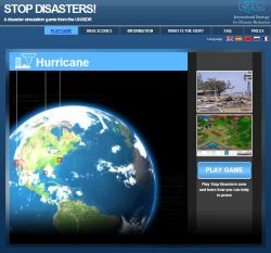 Case Study #16: UNISDR 'Stop Disaster' Game
