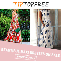 Tiptopfree Beautiful Maxi Dresses