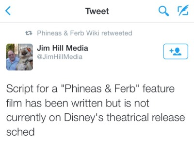 phineas and ferb script