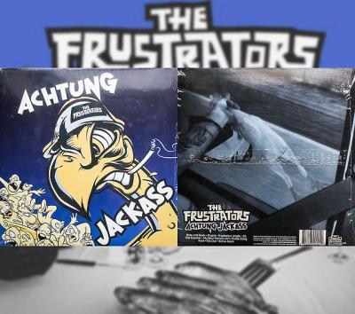 the frustrators achtung jackass
