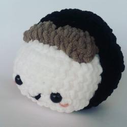 Sushi Cat Amigurumi - Free Crochet Pattern | Sushi cat, Crochet ... | 250x250