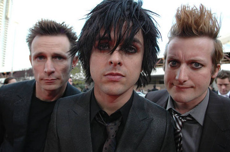 #green day#mike dirnt #billie joe armstrong #tre cool