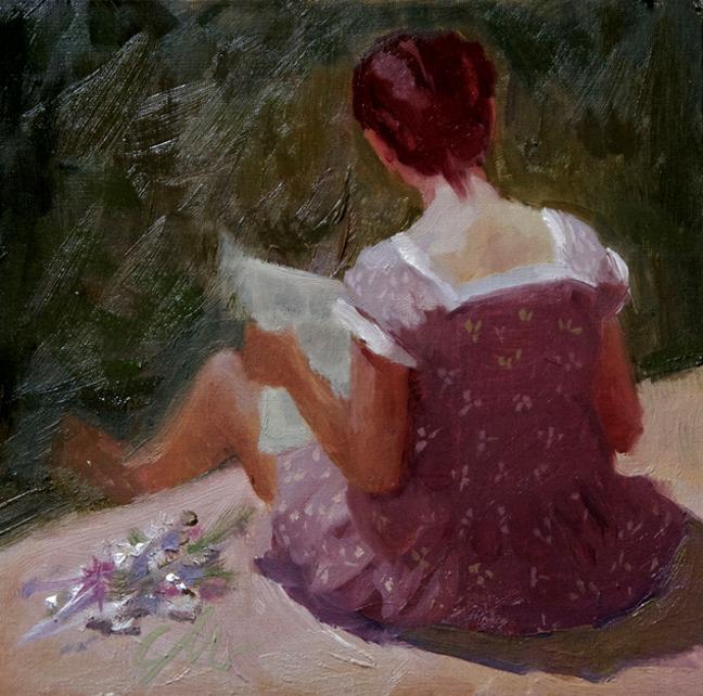 C. M. Cooper #c. m. cooper #art#painting#floraexpress