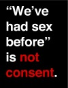 sexetc:  One of the most important lessons people should learn is what constitutes consent. Reblog if you agree!