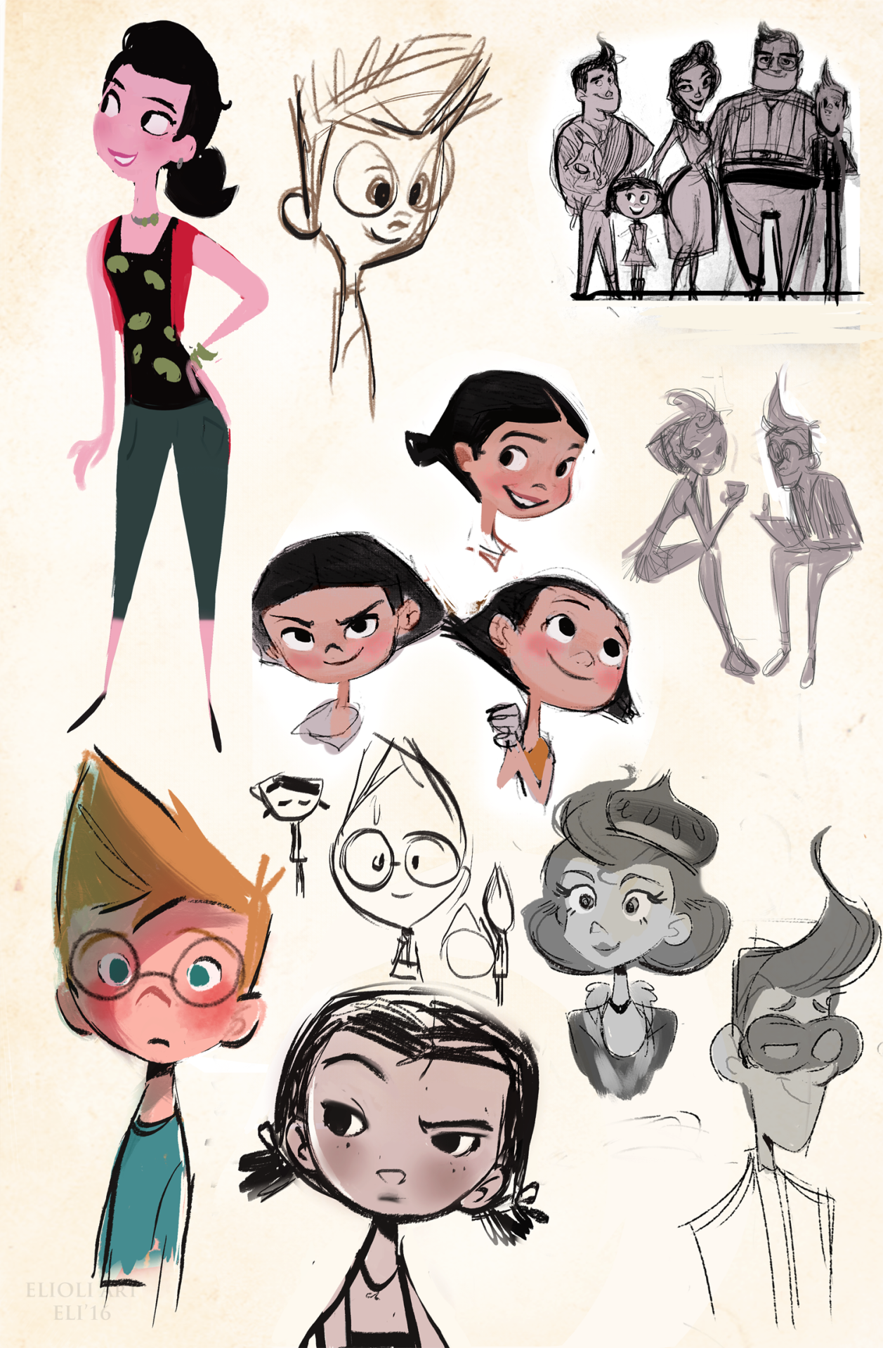 angie meet the robinsons