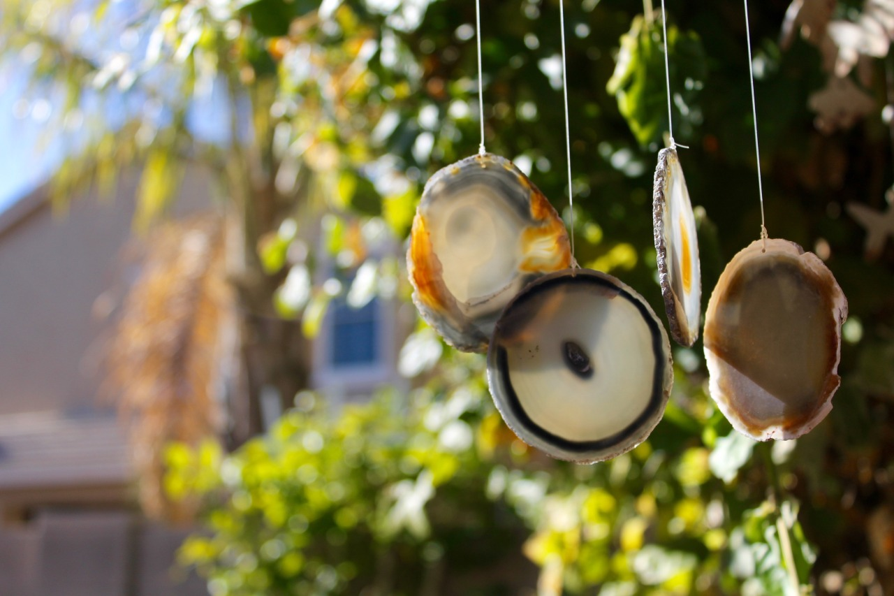 """""""Windchimes sing and celebrate your growth, and the upcoming morning"""" #Peachysakura#Pretty photography #I really like this photo so please reblog it"""