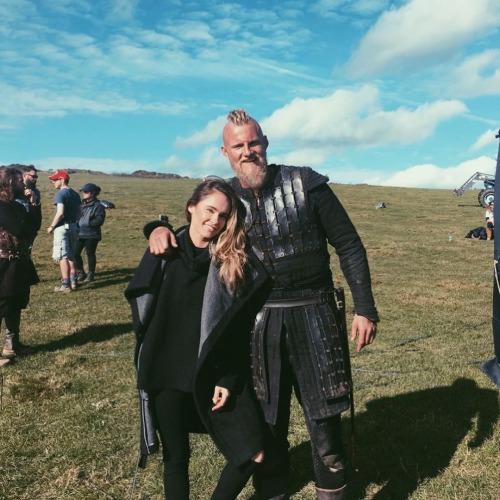 Vikings Bjorn Freundin