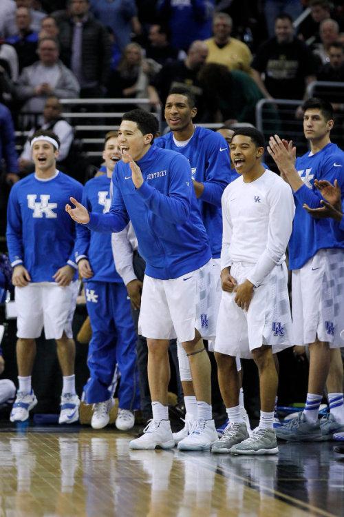 basketball Kentucky marcus lee Devin Booker tyler ulis BBN Final Four NCAA